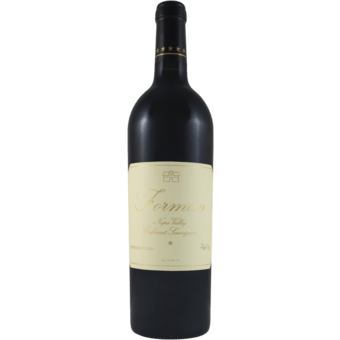 2016 Forman Vineyard Cabernet Sauvignon Napa Valley
