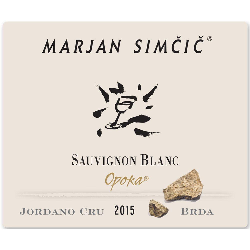Marjan Simcic Opoka Sauvignon Blanc 2015