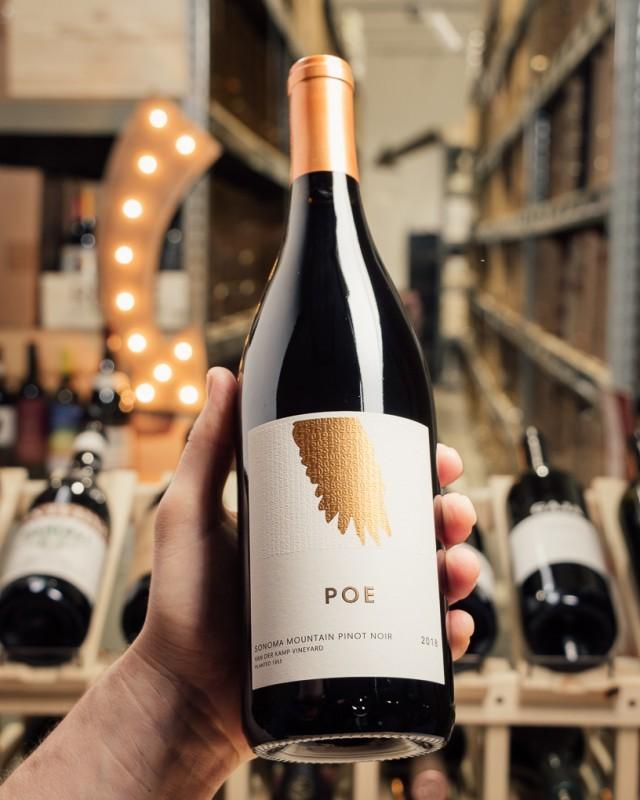 Poe Pinot Noir Van der Kamp 2018