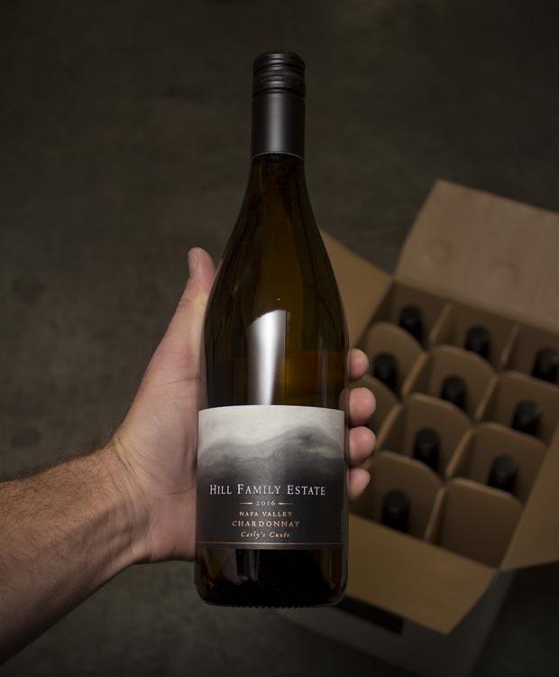 Hill Family Chardonnay Carly's Cuvee Napa Valley 2016