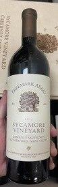2015 Freemark Abbey Sycamore Vineyard Cabernet (97+RP)