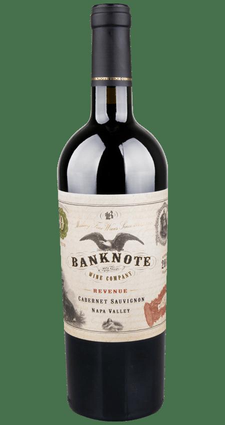 Banknote Wine Company Napa Valley Atlas Peak Cabernet Sauvignon 2018 'Revenue'