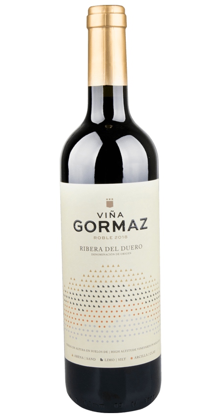 Viña Gormaz Ribera del Duero Roble 2018