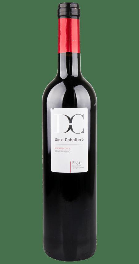91 Pt. Diez-Caballero Rioja Crianza 2018