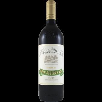 2011 La Rioja Alta Gran Reserva Rioja '904' Magnum