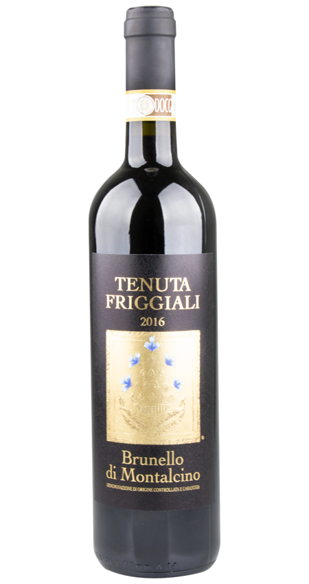 93 Pt. Friggiali Brunello di Montalcino 2016