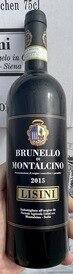 2015 Lisini Brunello di Montalcino Tuscany (96D)