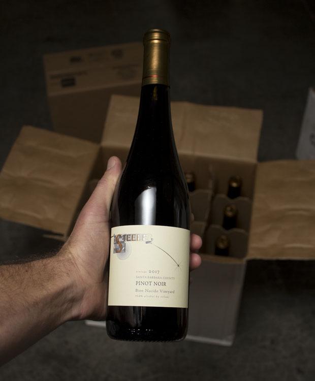 Steele Pinot Noir Bien Nacido Vineyard 2017