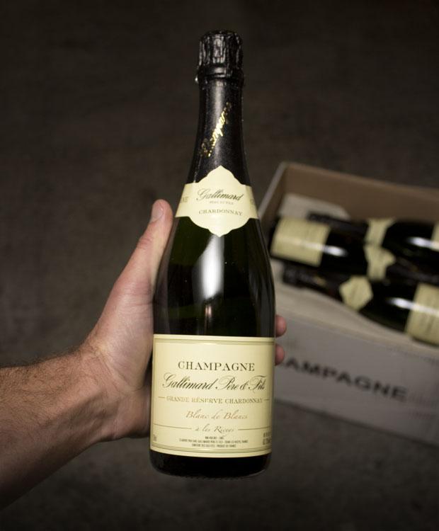 Gallimard Grande Reserve Chardonnay Blanc de Blancs NV
