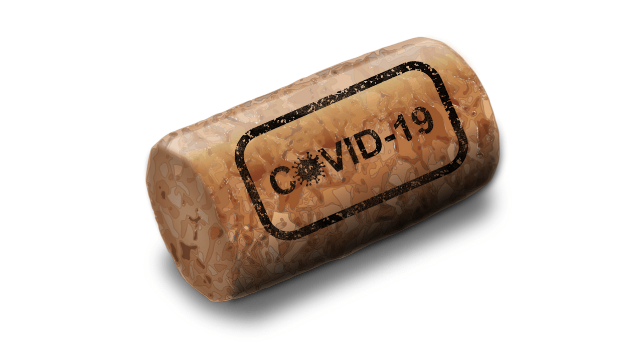 Put A Cork in Covid