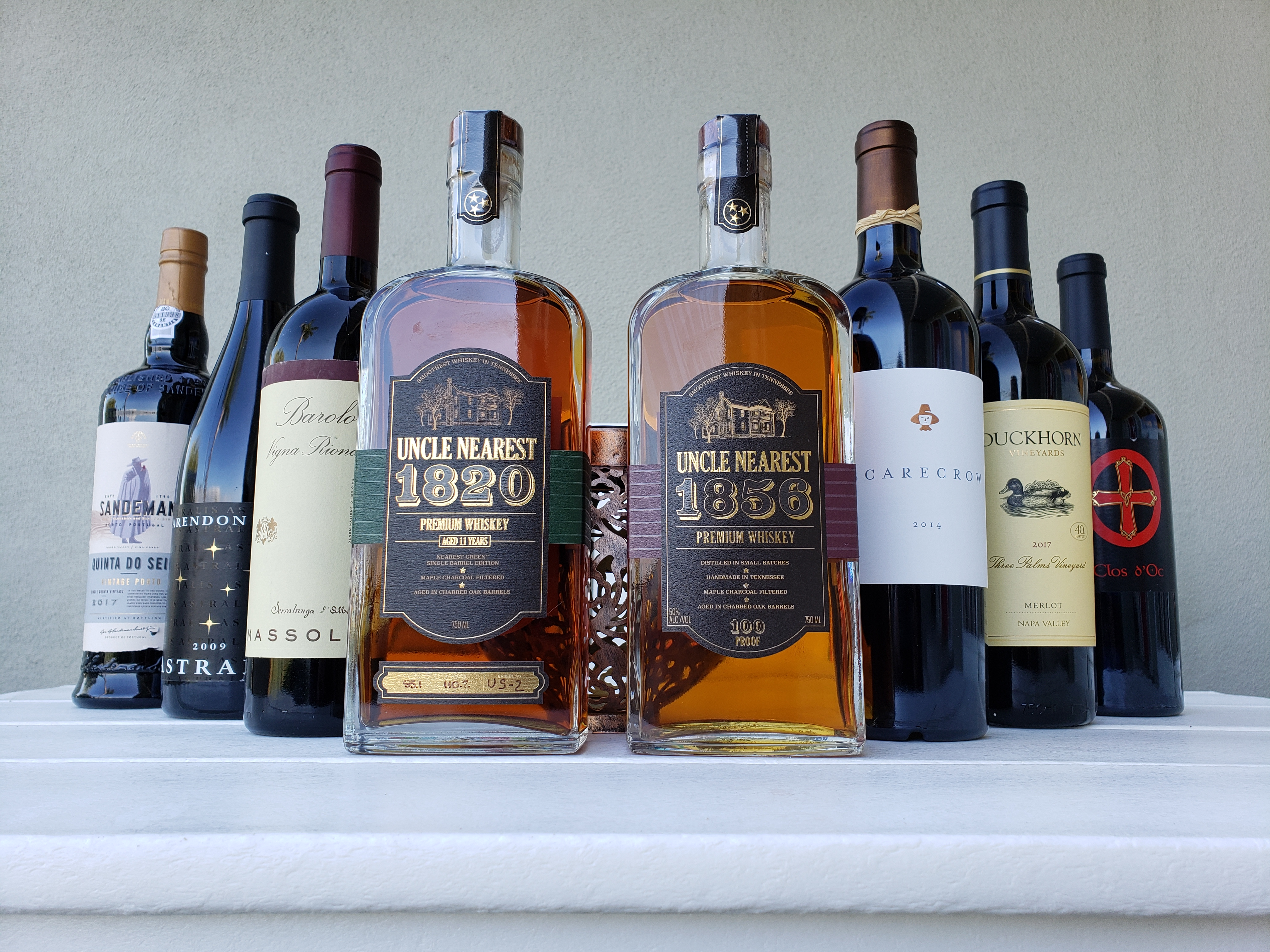 Wine For Whiskey Enthusiasts