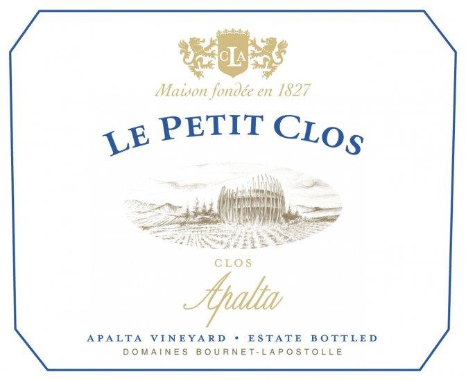 2017 Clos Apalta Le Petit Clos