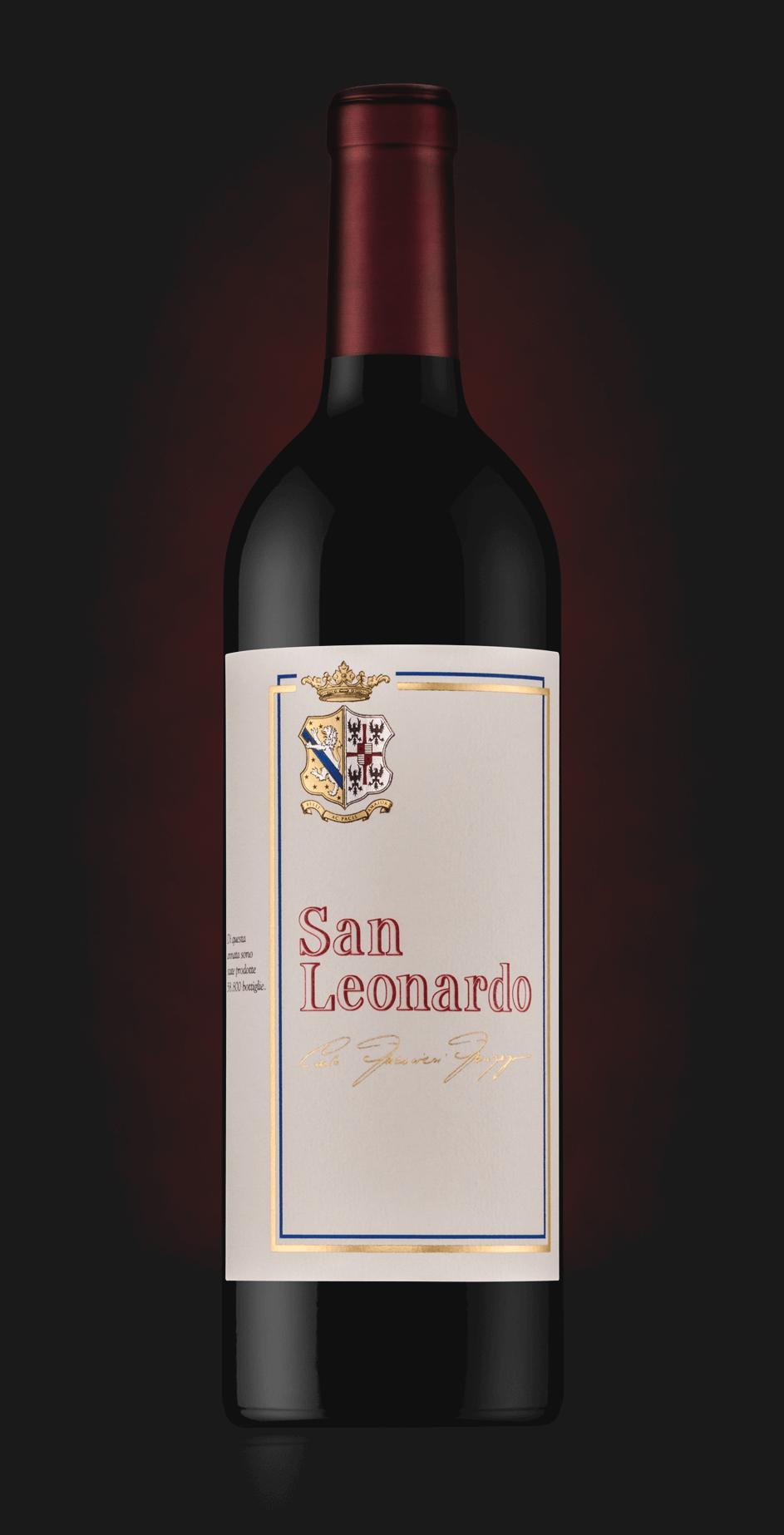Guerrieri Gonzaga Tenuta San Leonardo – San Leonardo 2015