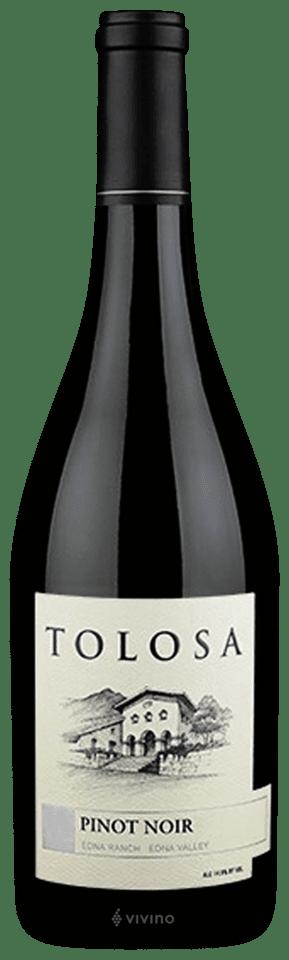 Tolosa Hollister Edna Ranch Vineyard Pinot Noir 2017