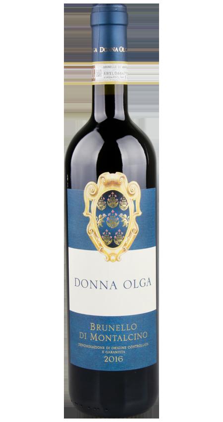 Donna Olga Brunello di Montalcino 2016