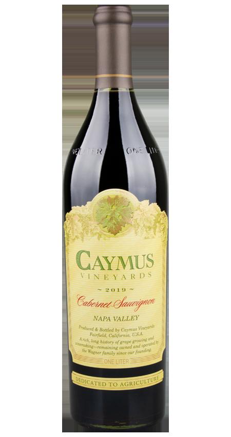 Caymus Napa Valley Cabernet Sauvignon 2019 (1.0 Liter)