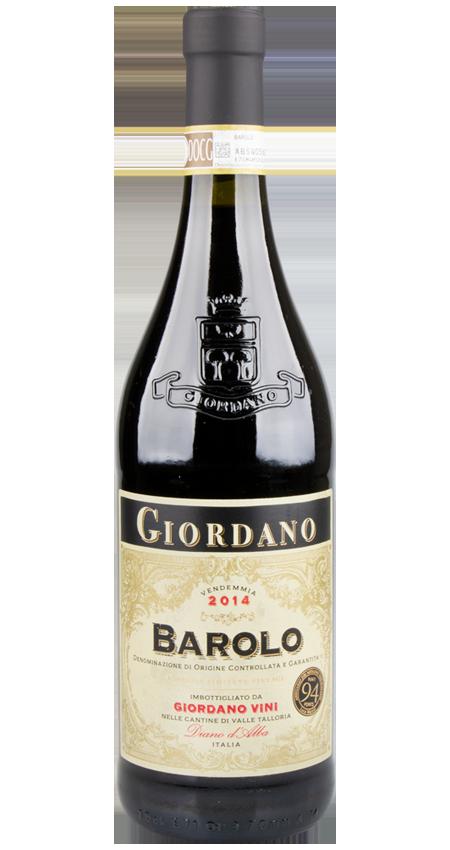 93 Pt. Giordano Barolo 2014