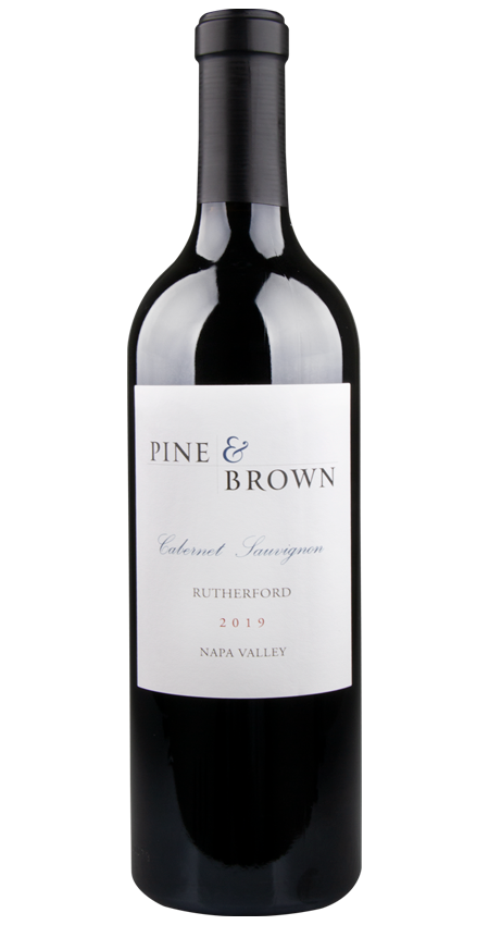 Pine and Brown Rutherford Cabernet Sauvignon 2019
