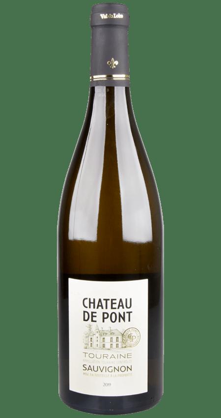 Château de Pont Touraine Sauvignon Blanc 2019