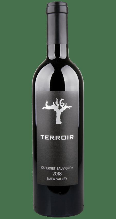 Napa Valley Cabernet Sauvignon 2018 'Terroir' by Italics Winegrowers