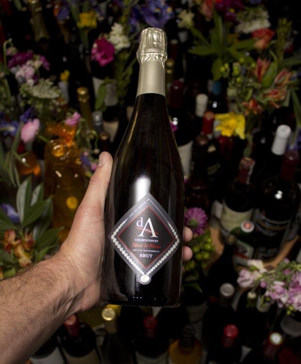 Domaine D'Astruc Brut Chardonnay Blanc de Blancs NV