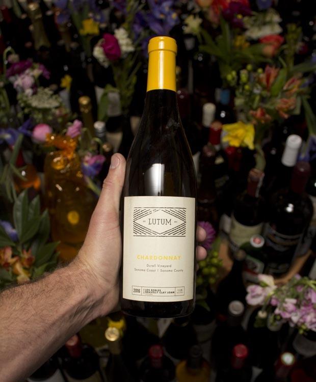 Lutum Chardonnay Durell Vineyard 2016
