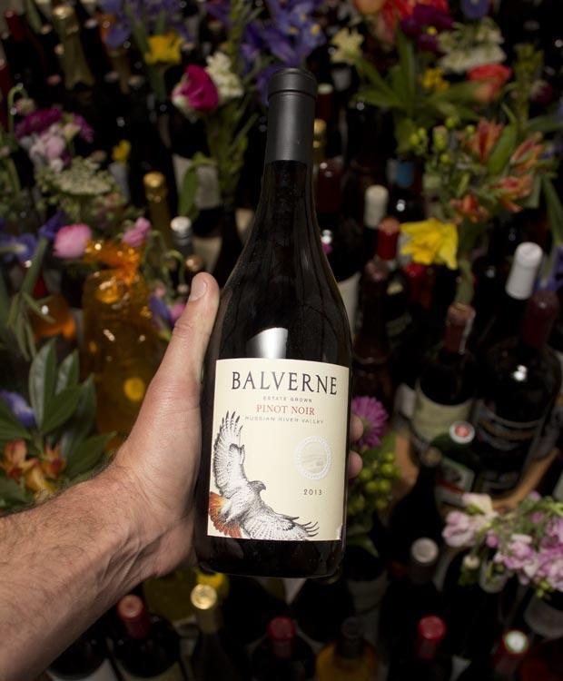 Balverne Pinot Noir Russian River Valley 2013
