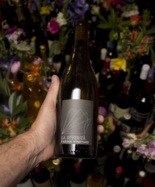 Scholium La Severita Farina Vineyards White 2017