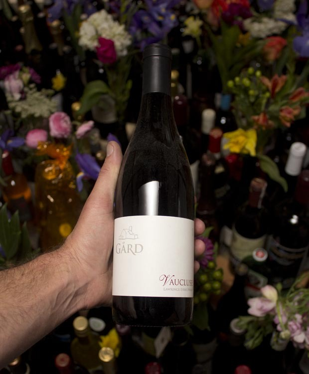 Gard Vineyards Vaucluse Red Lawrence Estate Wines 2015