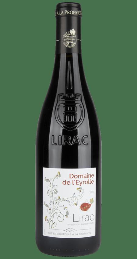 Domaine de l'Eyrolle Lirac Cru des Côtes du Rhône 2018