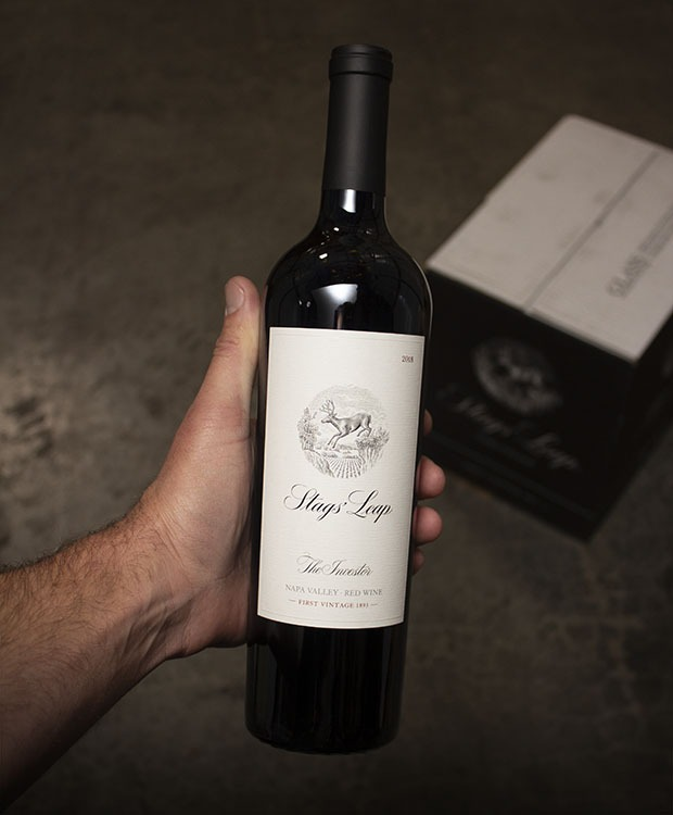 Stags Leap The Investor Red Wine 2018