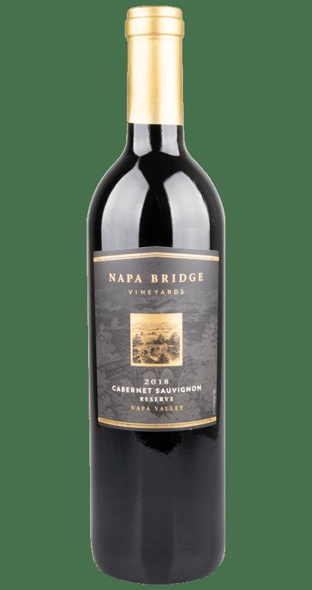 93 Pt. Napa Bridge Cabernet Sauvignon Napa Valley Reserve 2018