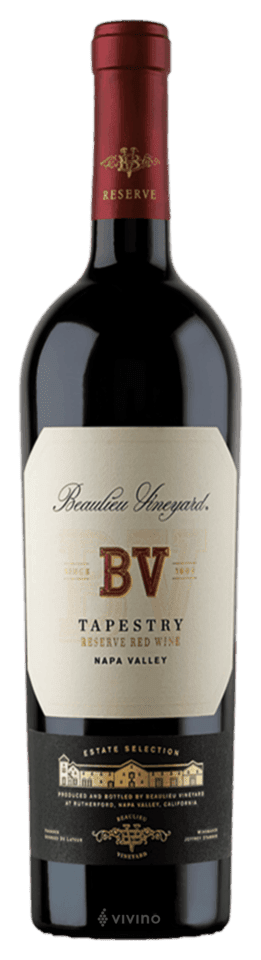 Beaulieu Vineyard (BV) Tapestry Reserve Red Blend 2015