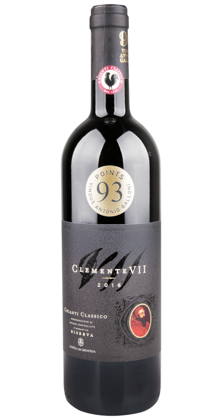 93 Pt. Grevepesa Chianti Classico Riserva Clemente VII 2016