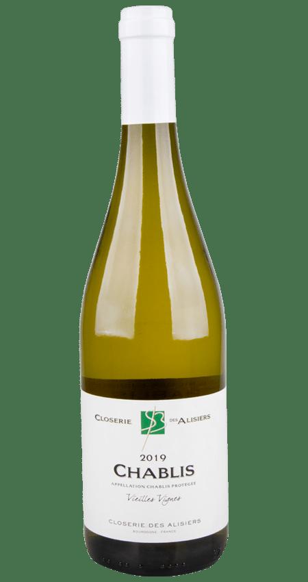 93 Pt. Chablis Stéphane Brocard Closerie des Alisiers Vieilles Vignes 2019