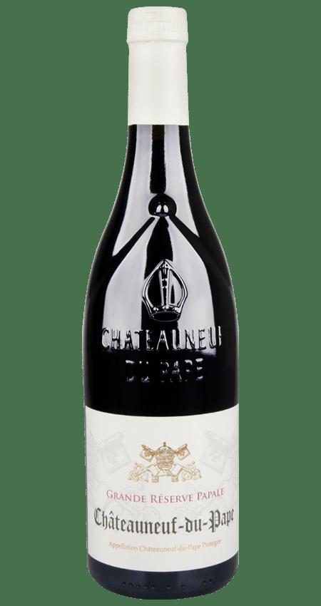 93 Pt. Châteauneuf-du-Pape Paul Jourdan Grande Réserve Papale Red 2018