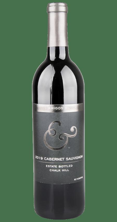 Hook and Ladder Cabernet Sauvignon Chalk Hill Estate Bottled 2019