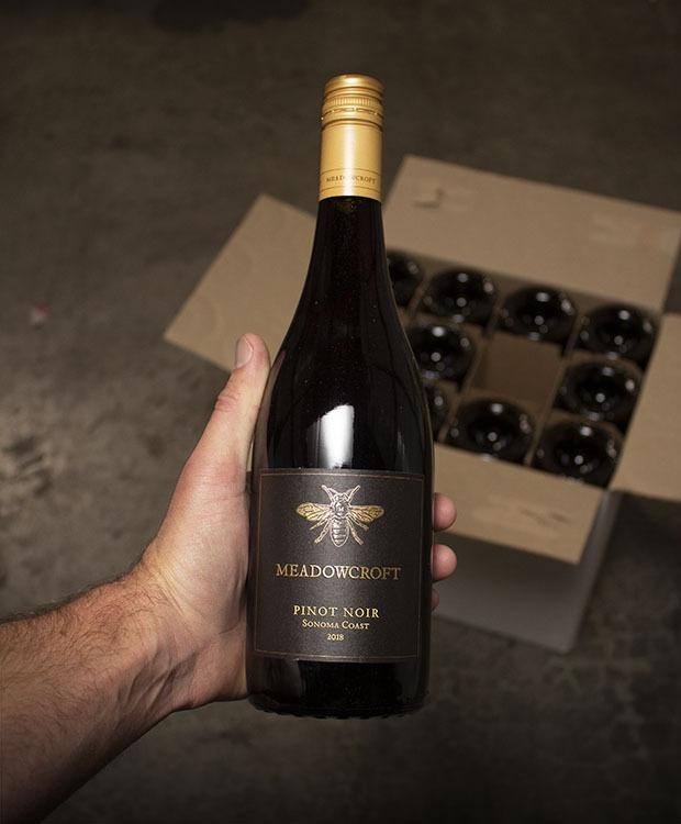Meadowcroft Pinot Noir Sonoma Coast 2018