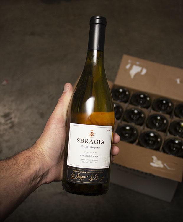Sbragia Home Ranch Chardonnay 2018