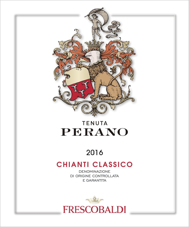 Frescobaldi Tenuta Perano Chianti Classico 2016