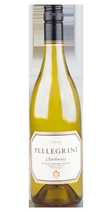 Pellegrini Chardonnay Unoaked Russian River Valley 2018