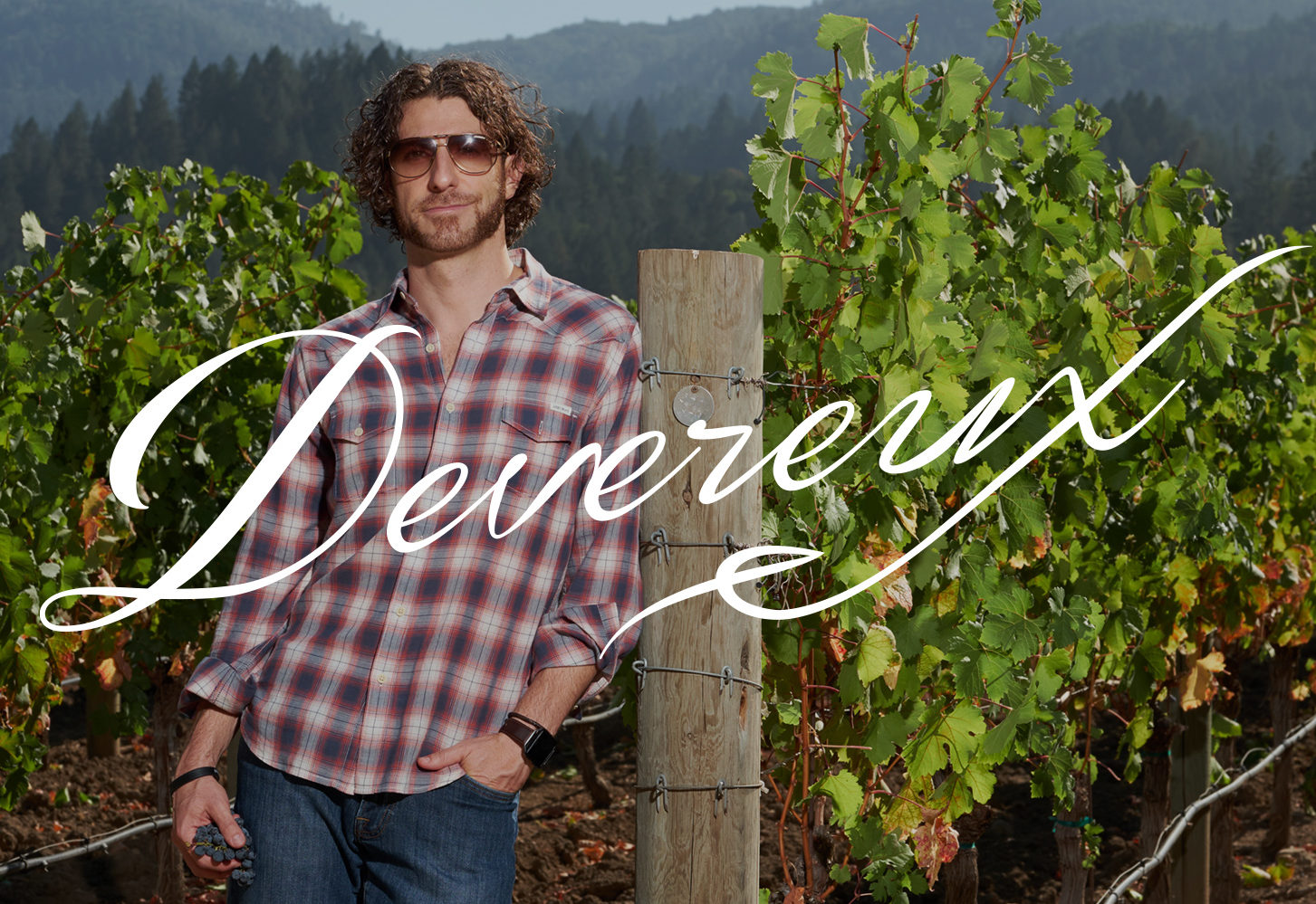 Q&A with Ian Devereux White<br>Co-Founder, Smith Devereux (Napa, CA)