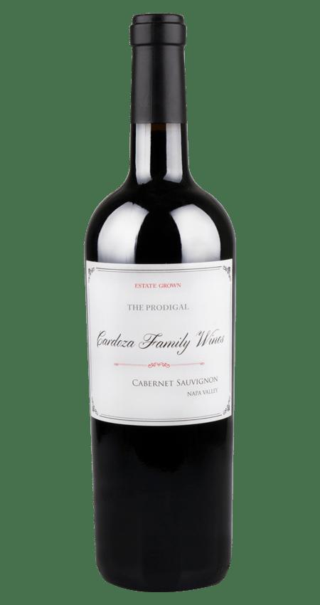Cardoza Family Winery Napa Valley Cabernet Sauvignon 2018 The Prodigal