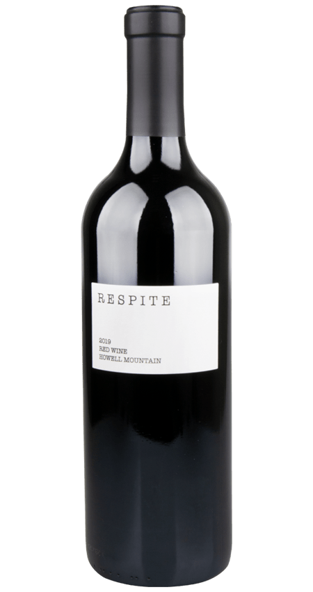 Respite Wines Howell Mountain Red Blend Napa Valley 2019