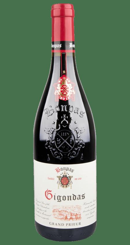 92 Pt. Gigondas 2018 Bonpas 'Grand Prieur'