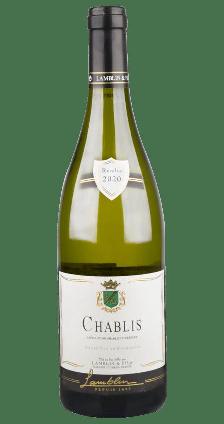 Lamblin et Fils Chablis White Burgundy 2020