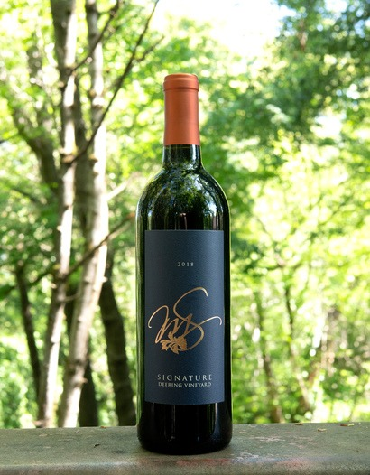 2018 Deering Vineyard 'Signature' Moon Mountain Cabernet Sauvignon