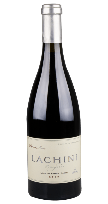 91 Pt. Lachini Vineyards Family Estate Willamette Valley Pinot Noir 2013