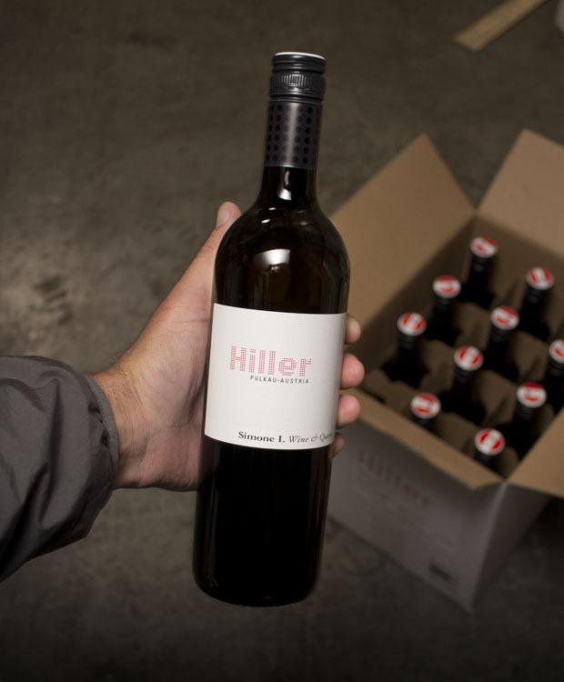 Hiller I Simone Wine & Queen Gruner Veltliner Ried Talbach 2019
