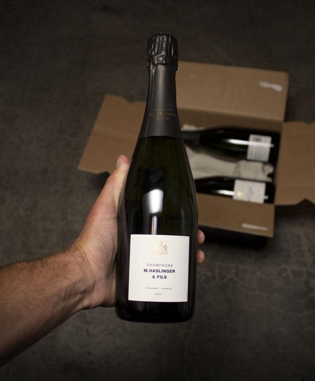 Champagne M. Haslinger & Fils Brut NV